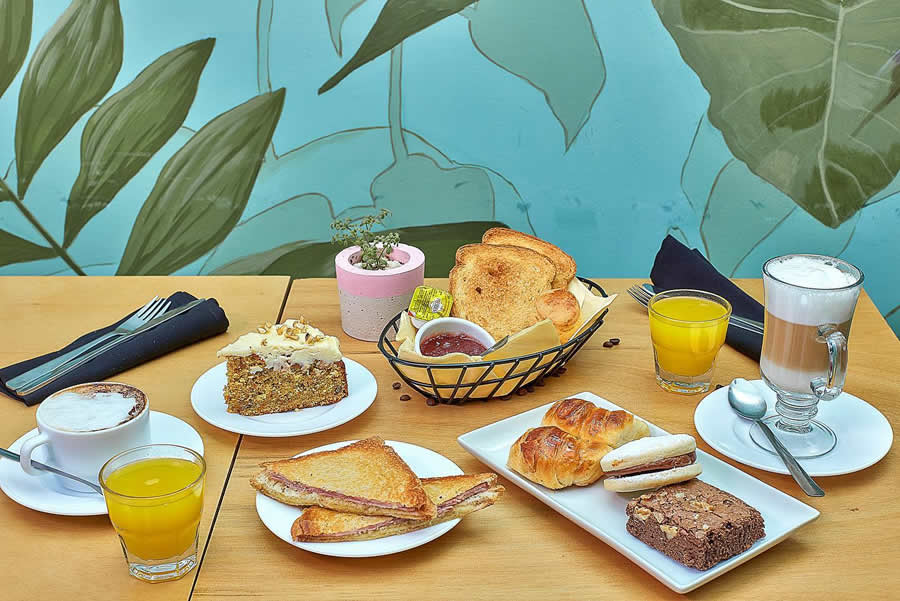 Desayuno Deli Market Pitanga