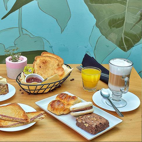 Esplendor Punta Carretas desayuno