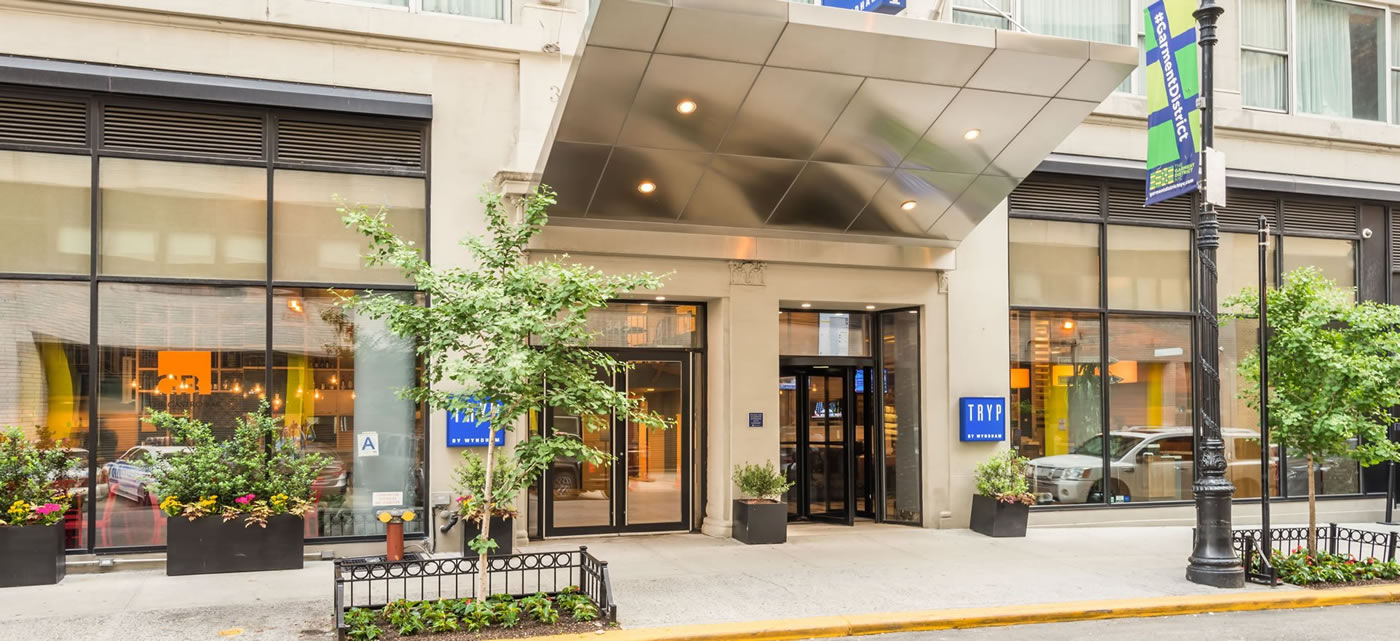Wyndham Rewards New York City